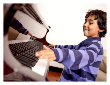 Music Lessons for All Ages